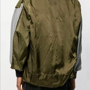954116768 424 X Alpha Industries X Slam Jam Kimono Jacket Boutique